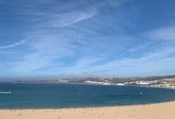 Tanger, exceptionnel et unique, magnifique duplex, rénové avec élégance, vue imprenable sur la baie et l'Espagne .