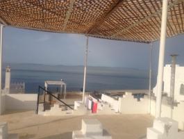 Petite tour dans la Kasbah, rénovée avec goût, terrasses vue 360