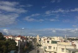 Tanger, proche coupe de champagne, grande villa, de qualité.