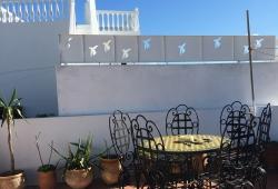 Au coeur de la médina de Tanger, très belle maison, restaurée dans son authenticité, charme et volumes.