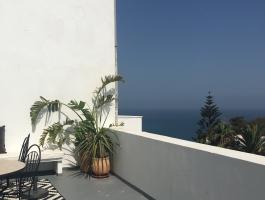 Marshan, villa meublée, très belle rénovation, calme, vue sur le détroit .