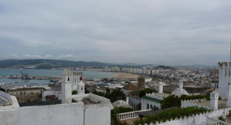 Tanger, Kasbah, charmante petite maison,  quartier recherché.